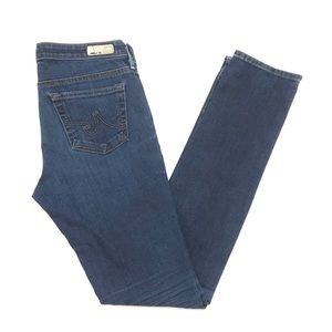 AG Premiere Skinny Straight Jeans - Tall